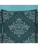 DIY Decor Wall Stencil Damask 007 Latakia