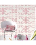 Home Decor Stencil Pattern Three Roses