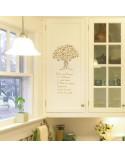 <p>Plantillas de gran formato para la decoración de habitaciones, paredes, techos, muebles, cortinas, alfombras, cojines, etc</p><p><ul><li>(S) 50 x 50cm - Diseño 48 x 48cm</li><li>(M) 50 x 70cm - Diseño 48 x 68cm</li><li>(L) 62 x 87cm - Diseño 60 x 85cm</li></ul></p>