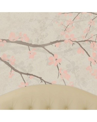 Stencil Home Decor Arbol 002 Rama Almendro