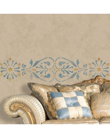 Stencil Home Decor Cenefa 010 Bonaparte