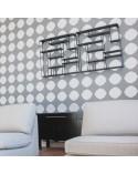 Wall Stencil Geometric 004 Fez