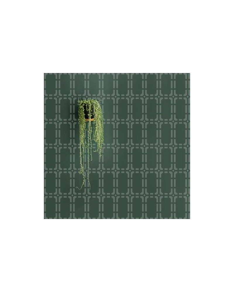 Stencil Pared Geometrico 009 Sesentas 3