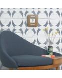<p>Plantillas de gran formato para la decoración de habitaciones, paredes, techos, muebles, cortinas, alfombras, cojines, etc</p><p><ul><li>(S) 50 x 50cm - Diseño 48 x 47,5cm</li><li>(M) 50 x 70cm - Diseño 48 x 68cm</li><li>(L) 60 x 90cm - Diseño 58 x 88cm</li></ul></p>
