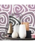<h2>Wand Stencil Geometrie 020 Blumen Hintergrund</h2> <p>Ungefähre Grössen:</p> <ul> <li>Stencil:64 x 80cm</li> <li>Design:59.4 x 76cm</li> </ul> <p></p> <p>* Figur der gewünschten Grösse.</p> <p>Enthält: Stencil</p>