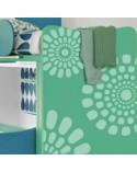 <p>Plantillas de gran formato para la decoración de habitaciones, paredes, techos, muebles, cortinas, alfombras, cojines, etc</p> <ul> <li>(S) 20 x 20cm - Diseño 18 x 18cm</li> <li>(M) 30 x 30cm - Diseño 28 x 28cm</li> <li>(L) 40 x 40cm - Diseño 38 x 38cm</li> <li>(XL) 50 x 50cm - Diseño 48 x 48 cm</li> </ul>
