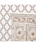 <p>Plantillas de gran formato para la decoración de habitaciones, paredes, techos, muebles, cortinas, alfombras, cojines, etc</p><p><ul><li>(S) 50 x 50cm - Diseño 48 x 48cm</li><li>(M) 50 x 70cm - Diseño 48 x 68cm</li><li>(L) 60 x 84cm - Diseño 58 x 62cm</li></ul></p>