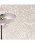 <h2>Wall Stencil Paisley 002</h2> <p>Dimensions:</p> <ul> <li>Stencil size: 66 x 96 cm (26x37,8 in)</li> <li>Design size: 59,3 x 90 cm (23,3x35,4 in)</li> <li>Size of shape 1: 66 x cm ( in)</li> <li>Size of shape 2: 0,1 x 59,3 cm ( in)</li> <li>Size of shape 3: 90 x cm ( in)</li> </ul> <p>* We can make the stencil the size you wish.</p> <p>Includes: Stencil</p>