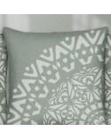 Stencil Pared Roseton 002 Mandala