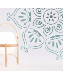 <h2>Stencil Pared Roseton 008</h2> <p>Plantillas para la decoración de habitaciones, paredes, techos, muebles,</p> <ul> <li>Tamaño extra pequeño <ul> <li>stencil 30x30cm</li> <li>diseño 28x28cm</li> <li>figura 28x28cm</li> </ul> </li> <li>Tamañopequeño <ul> <li>stencil 50x50cm</li> <li>diseño 48x48cm</li> <li>figura 48x48cm</li> </ul> </li> <li>Tamañomediano</li> <ul> <li>stencil 60x60cm</li> <li>diseño 58x58cm</li> <li>figura 58x58cm</li> </ul> <li>Tamaño grande <ul> <li>stencil 90x90cm</li> <li>diseño 88x88cm</li> <li>figura 88x88cm</li> </ul> </li> </ul>
