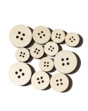 <h1>Wood Shapes 017 Round Button 12un</h1><p><ul><li>(S) 2 of 4cm 4 of 3,2cm 6 of 2,5cm cm</li></ul></p>