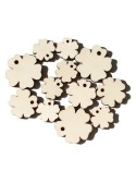 <h1>Wood Shapes 023 Tag Flower 12un</h1><p><ul><li>(S) 2 of 4cm 4 of 3,2cm 6 of 2,5cm cm</li></ul></p>