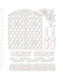 Chipboard Sheet 008 Door