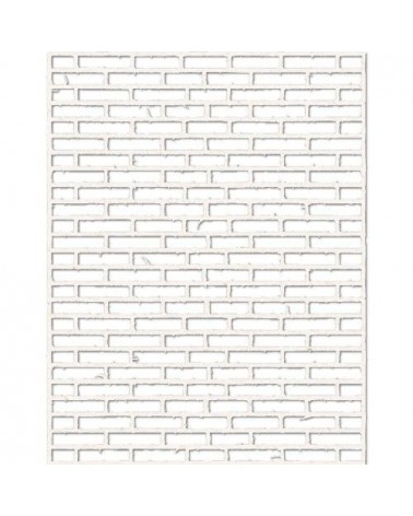 Chipboard Sheet 019 Brick wall