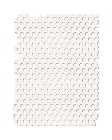 Chipboard Sheet 020 Perforated panel