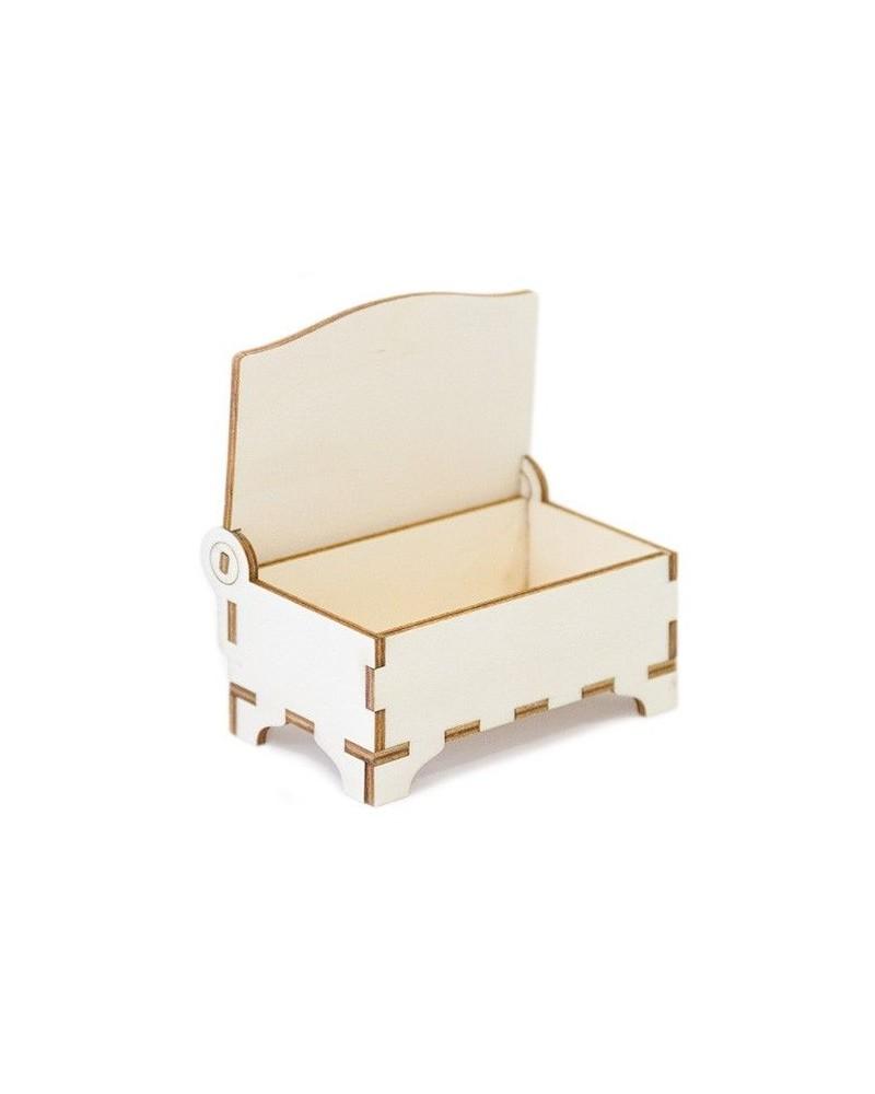 3d Wood 014 Jeweler