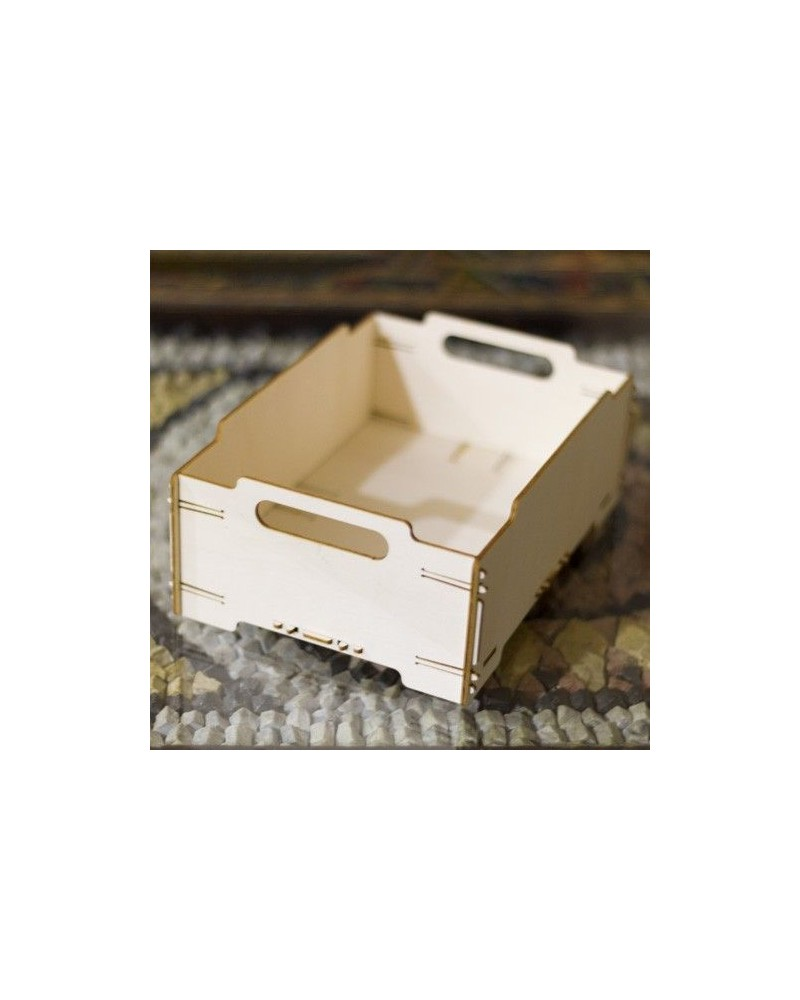 Soporte 3D 017 Caja Apilable 17.7 x 24.4 x 9.5cm