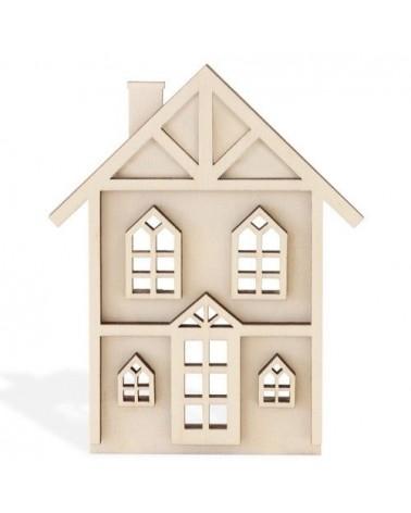 Soporte 065 Casa Navidad