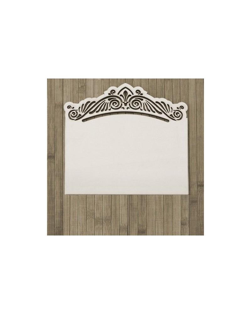 Wood Board 022 Frame Rococo