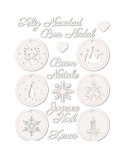 <h1>Chipboard Sheet 006 Tags Christmas</h1><p><ul><li>(S) 15 x 20 cm</li></ul></p>