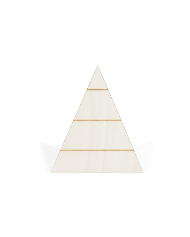 Soporte 062 Triángulo Listones