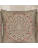 Stencil Home Decor Roseton 011 Mandala