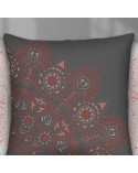 Stencil Home Decor Roseton 013 Mandala