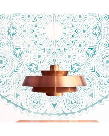 Stencil Home Decor Roseton 014 Mandala