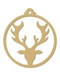 <h1>Wood Shape Festivities 006 Tag Deer</h1><p><ul><li>(S) 7 x 7 cm</li><li>(M) 10,5 x 10,5 cm</li><li>(L) 14 x 14 cm</li><li>(XL) 17,5 x 17,5 cm</li><li>(XXL) 21 x 21 cm</li></ul></p>