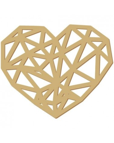 Wood Shape 172 Heart