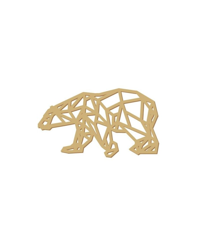 Wood Shape 178 Bear