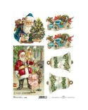 Papel de Arroz Decoupage R790 A4