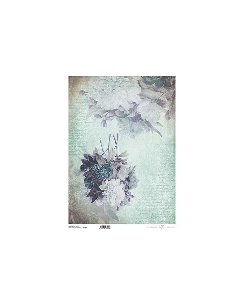 Papel de Arroz Decoupage R0134L A3