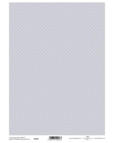 Papel Scrapbooking SC053 A4
