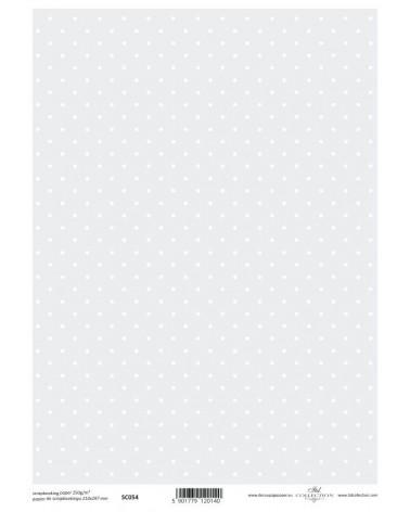 Papel Scrapbooking SC054 A4