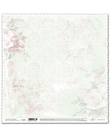 Papel Scrapbooking SCL500 315x325mm