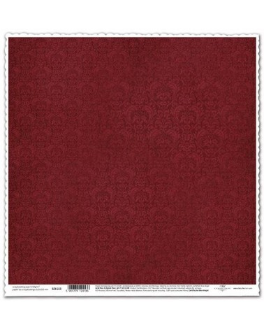 Papel Scrapbooking SCL533 315x325mm