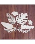 """<h1>Soporte 083 Set Tropical</h1> <p style=""""padding-left: 30px;"""">Fabricado en madera de 3mm de grosor.</p> <ul> <li>S:las hojas alargadas miden aproximadamente 10cm de alto</li> <li>M:<span>las hojas alargadas miden aproximadamente 15cm de alto</span></li> <li><span>L:<span>las hojas alargadas miden aproximadamente 20cm de alto</span></span></li> <li><span><span>XL:<span>las hojas alargadas miden aproximadamente 25cm de alto</span></span></span></li> </ul>"""