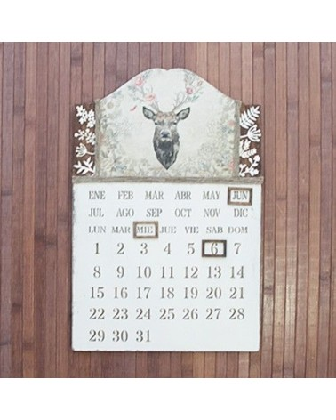 Kit DIY 002 Calendario Perpetuo 2
