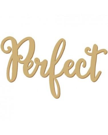 Silueta Texto 010 Perfect