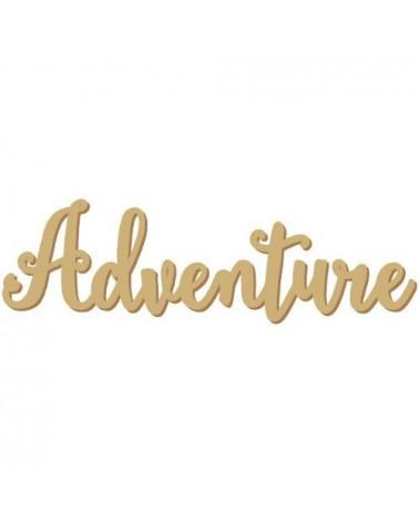 Silueta Texto 012 Adventure