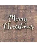 Silueta Texto 022 Merry Christmas