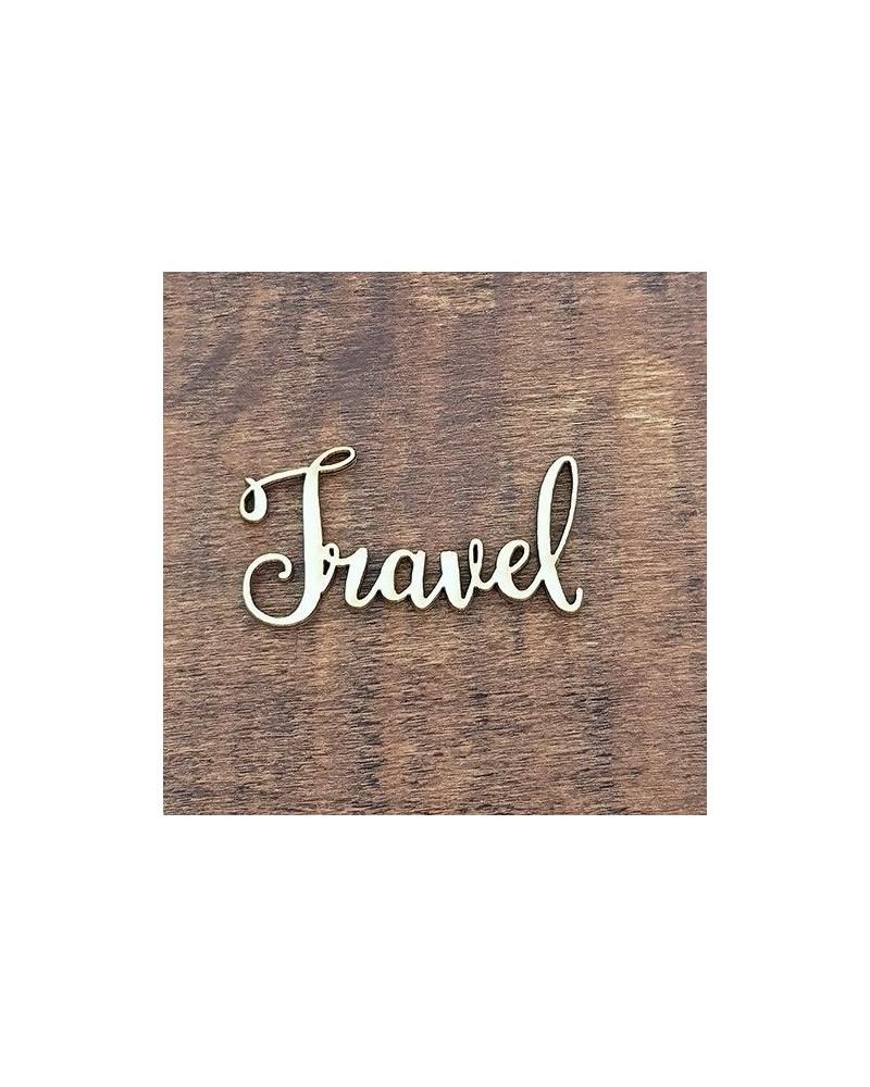Silueta Texto 025 Travel