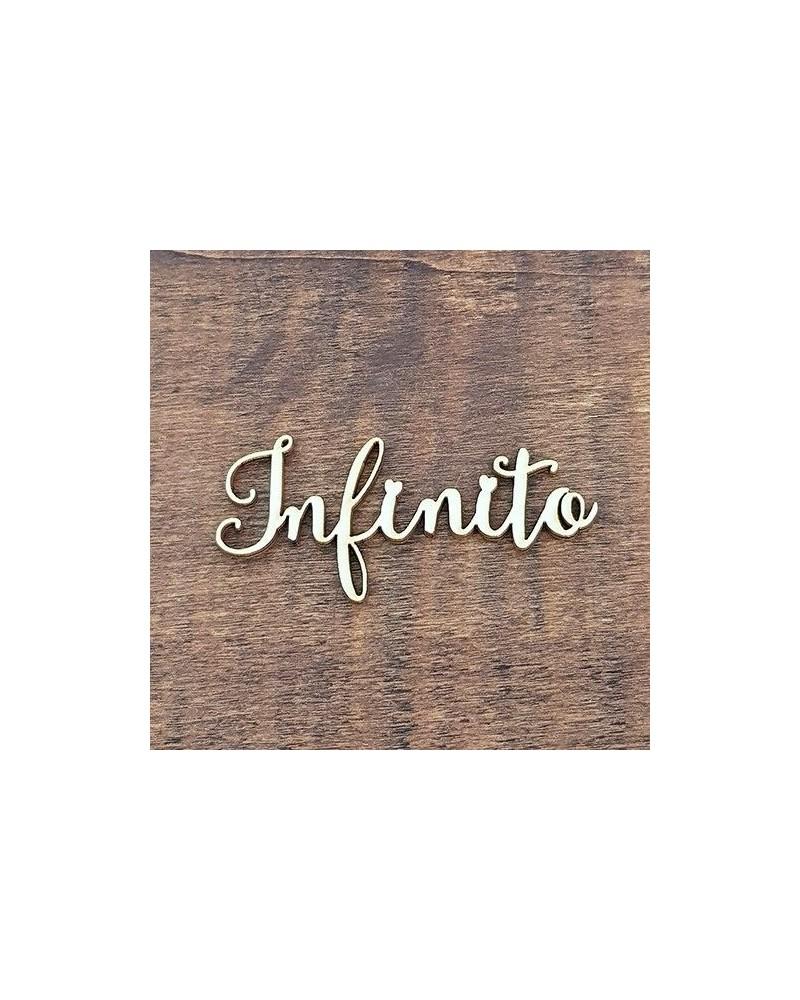 Silueta Texto 033 Infinito
