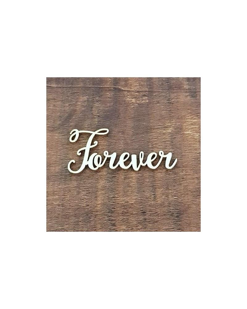 Silueta Texto 034 Forever