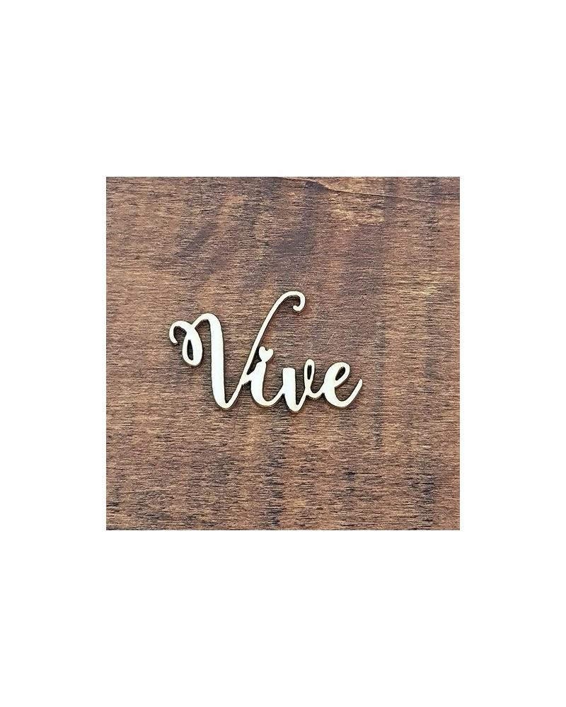 Silueta Texto 038 Vive