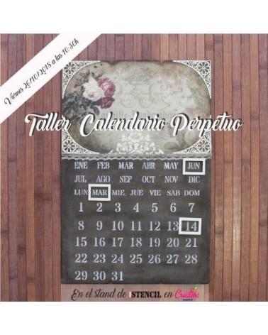 Taller Calendario Perpetuo