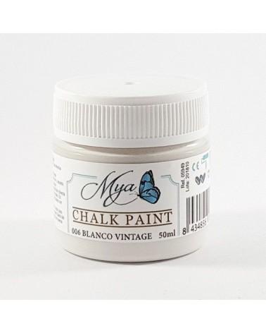 Pintura Chalk Paint MYA 06 Blanco Vintage