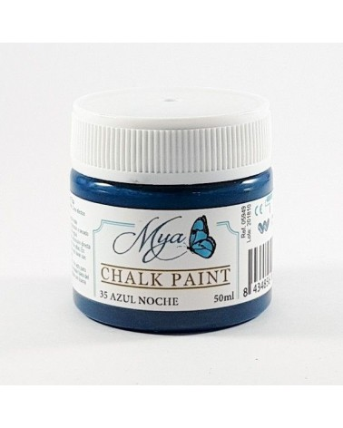 Chalk Paint MYA 35 100ml Verde Niebla