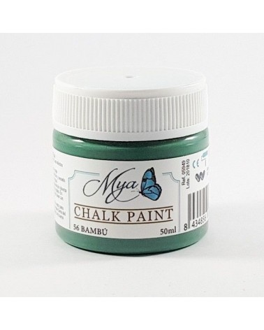 Chalk Paint MYA 56 100ml Verde Bambú